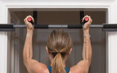 Pull Up Bar Abs!
