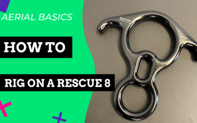 How to Put a Silk on a Rescue 8