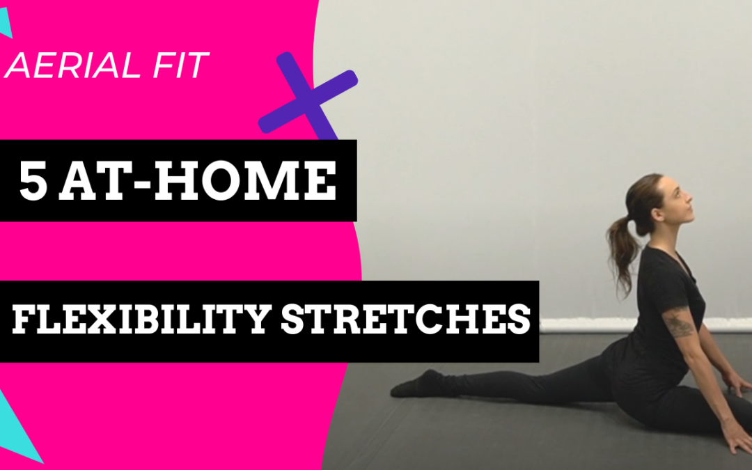 5 Stretches for Increased Flexibility