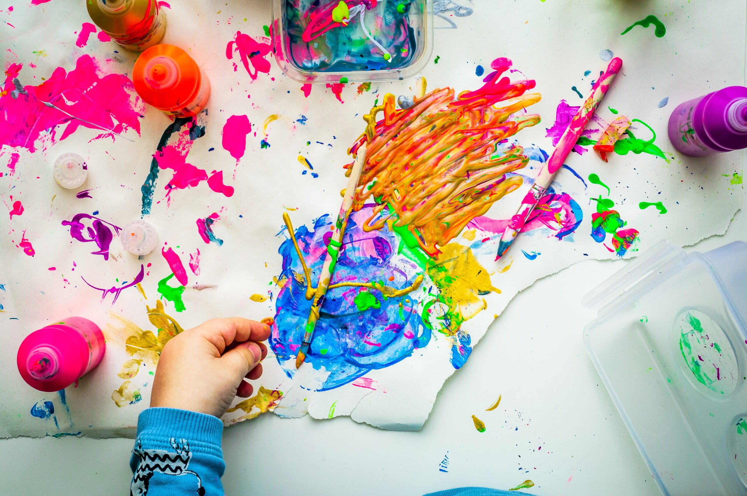The Importance of Having a Creative Outlet
